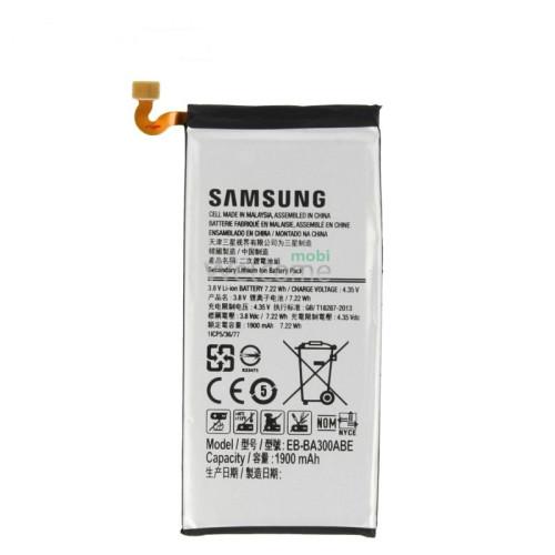 АКБ Samsung A300F Galaxy A3, A300FU Galaxy A3, A300H Galaxy A3, (Li-ion 3.8V 1900mAh) orig
