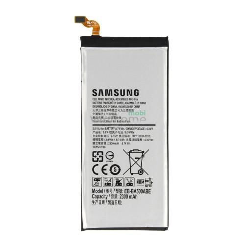 АКБ Samsung A500F Galaxy A5, A500FU Galaxy A5, A500H Galaxy A5, (Li-ion 3.8V 2400mAh) orig