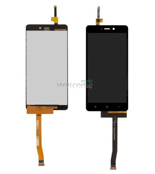 Дисплей Xiaomi Redmi 3,Redmi3S,Redmi 3X with touchscreen black orig