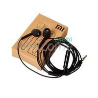 Наушники вакуумные  Xiaomi MI MDZ-01-AB black+mic (гарнитура)
