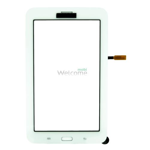 Сенсор к планшету Samsung T111 3G white orig