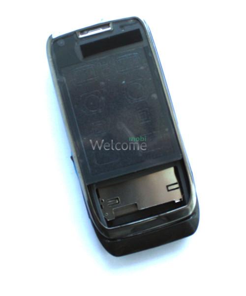Корпус Nokia E66 silver high copy полный комплект+кнопки