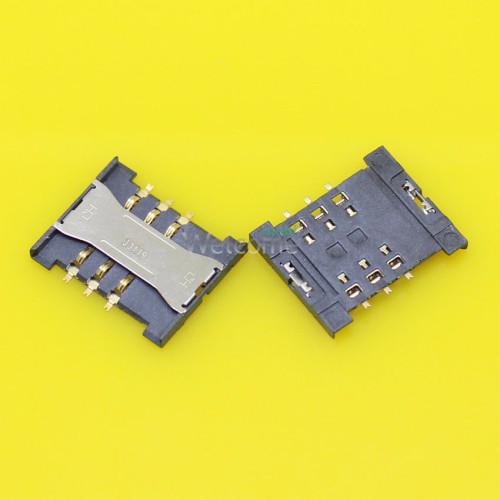 Коннектор sim Lenovo S890,A398+,A628+