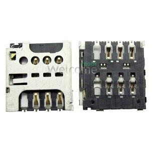 Коннектор sim Sony C2304 S39h Xperia C,C2305,C2306