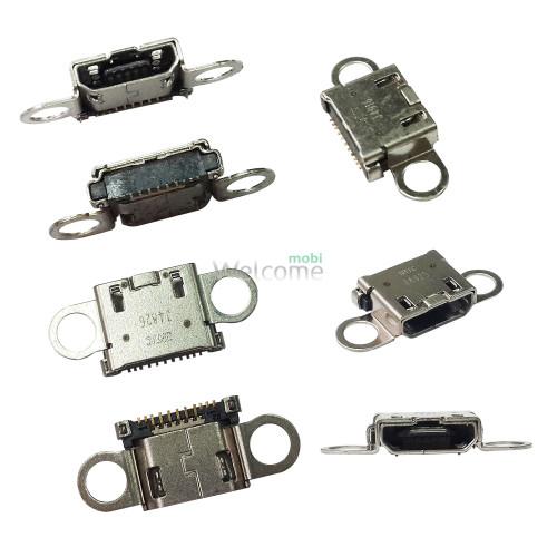 Коннектор зарядки Samsung A500F Galaxy A5 Duos,A500FU,A500H