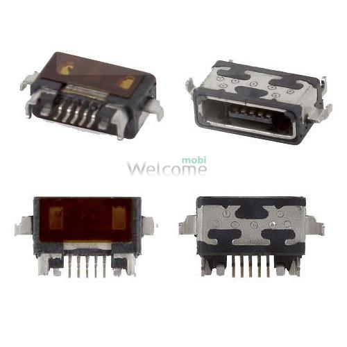 Коннектор зарядки Xiaomi Mi2,Mi2S,Mi3,Redmi2(5 шт.)