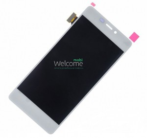 Дисплей FLY IQ4516 with touchscreen white orig