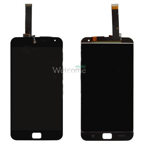 Дисплей Meizu MX4 Pro 5.5 with touchscreen black orig