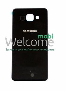 Задняя крышка Samsung A510 Galaxy A5 (2016)  black orig
