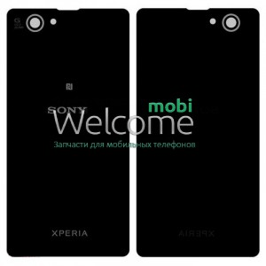 Задняя крышка Sony D5503 Xperia Z1 Compact Mini, black