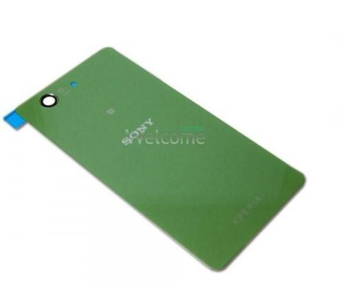 Задняя крышка Sony D5803 Xperia Z3 Compact Mini, green