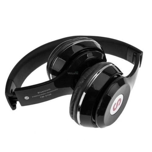 Bluetooth stereo гарнитура,mp3 TM-012S black