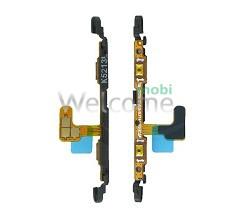 Шлейф Samsung G925F Galaxy S6 EDGE с кнопками громкости