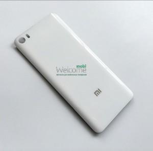 Задняя крышка Xiaomi Mi5 white