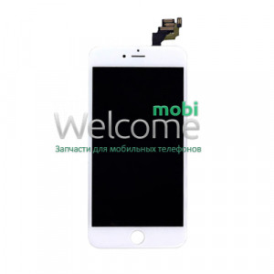 iPhone6 Plus LCD+touchscreen white high copy