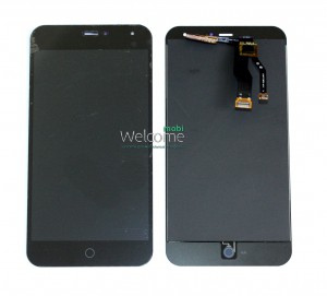 Дисплей Meizu M1 mini  with touchscreen black orig
