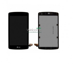 Дисплей LG D295 L,D290 L Fino Dual with touchscreen white orig