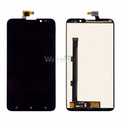 Дисплей Lenovo S939 with touchscreen black orig