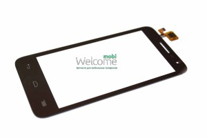 Touch screen Alcatel OT5038 black orig