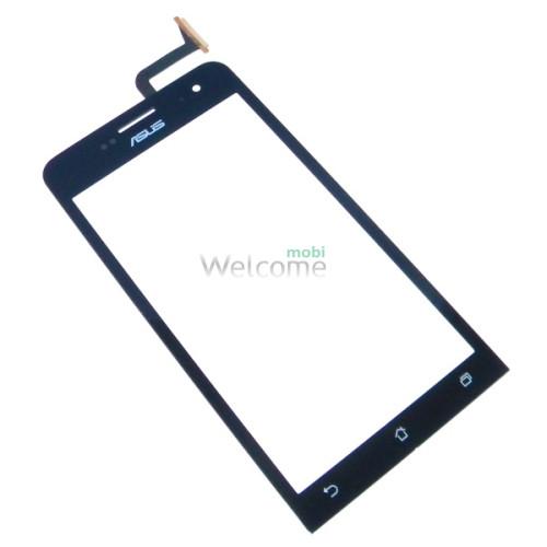Сенсор Asus ZenFone 5 T00F T00J A500KL,A501CG,A502CG black