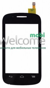 Touch screen Alcatel 4015D One Touch Pop C1 Dual black orig