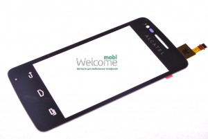 Сенсор Alcatel 4030D One Touch POP SPop black orig