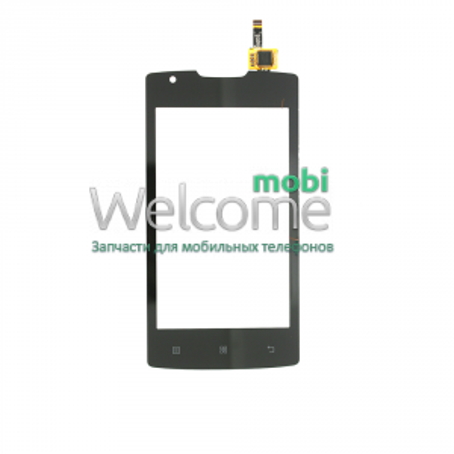Сенсор Lenovo A1000(phone) black orig