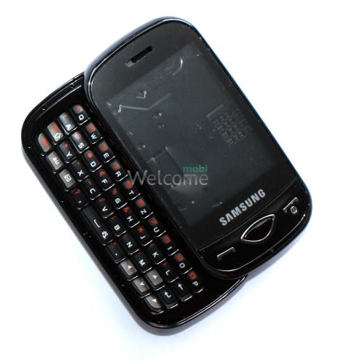 Корпус Samsung B3410 black high copy полный комплект+кнопки