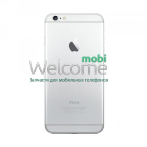 iPhone6 Plus back cover silver