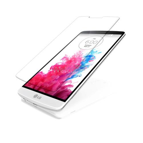 Стекло LG G3S Premium Tempered Glass противоударное 0.26 мм