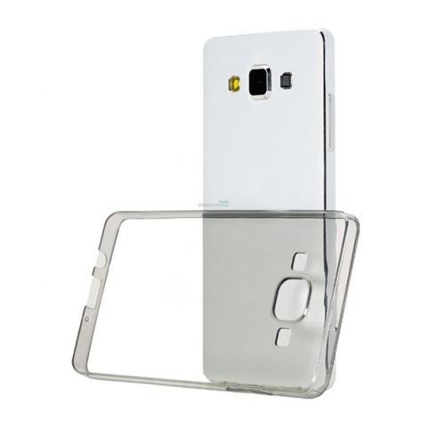 Чехол Remax Ultrathin Samsung A300 силикон прозрачный white 0.2mm