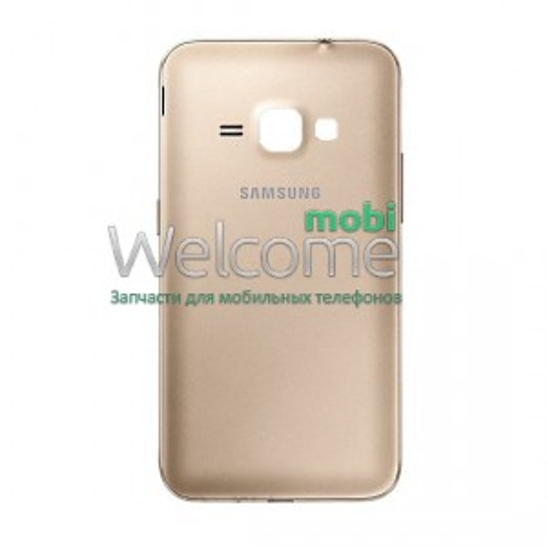 Задняя крышка Samsung J120 Galaxy gold orig