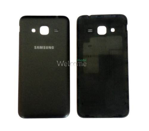 Задняя крышка Samsung J320F Galaxy J3 (2016) black orig