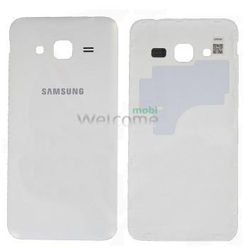 Задняя крышка Samsung J320F Galaxy white orig