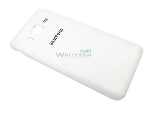 Задняя крышка Samsung J200H Galaxy J2 white orig