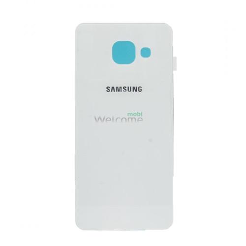 Задняя крышка Samsung A310F Galaxy A3 white orig