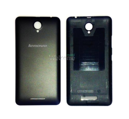 Задняя крышка Lenovo A5000 black orig