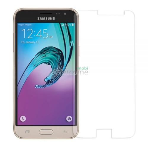 Стекло Samsung J300,J320 Galaxy J3 (2016) (0.3 мм, 2.5D, с олеофобным покрытием)