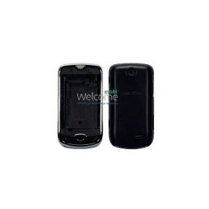 Корпус Samsung S3370 black high copy полный комплект