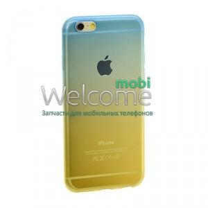 Чехол Remax Ultrathin iPhone 6,iPhone 6s силикон прозрачный Ukraine 0.2mm