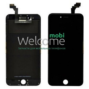 iPhone6 Plus LCD+touchscreen black service orig (TEST)