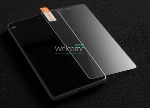 Стекло для Xiaomi Redmi Mi4c,Mi4i  (0.3 мм, 2.5D, с олеофобным покрытием)