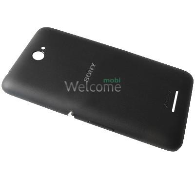 Задняя крышка Sony E2104 Xperia E4,E2105,E2115,E2124, black