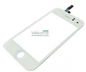 iPhone3G touchscreen white orig (TEST)