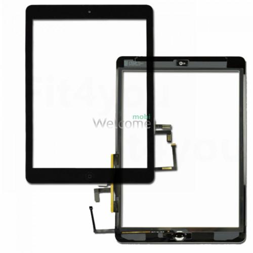 iPad Air (iPad 5),iPad 2017 touchscreen+home button+flex black orig