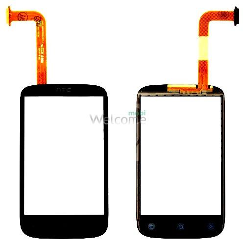 Сенсор HTC A320 Desire C black orig