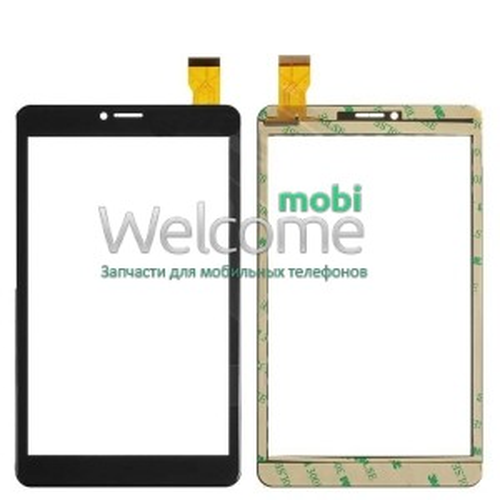 Сенсор к планшету Nomi (183x116) C070011 Corsa 2 (JM70F-62,ZYD070-268-V02) black