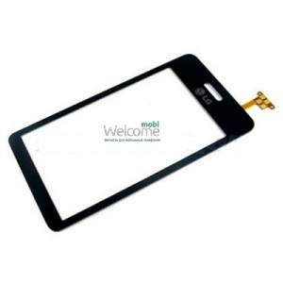 Сенсор LG GD510 black high copy