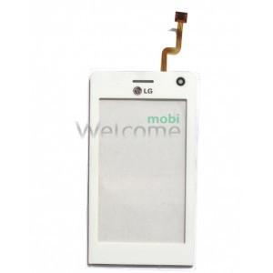 Сенсор LG KU990,KE990 white high copy