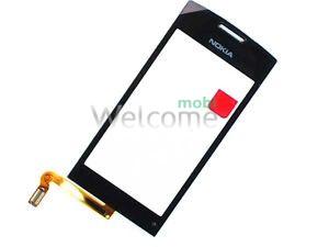 Сенсор Nokia 500 black orig